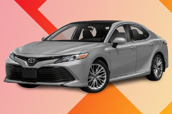 <h4>Toyota Camry</h4>