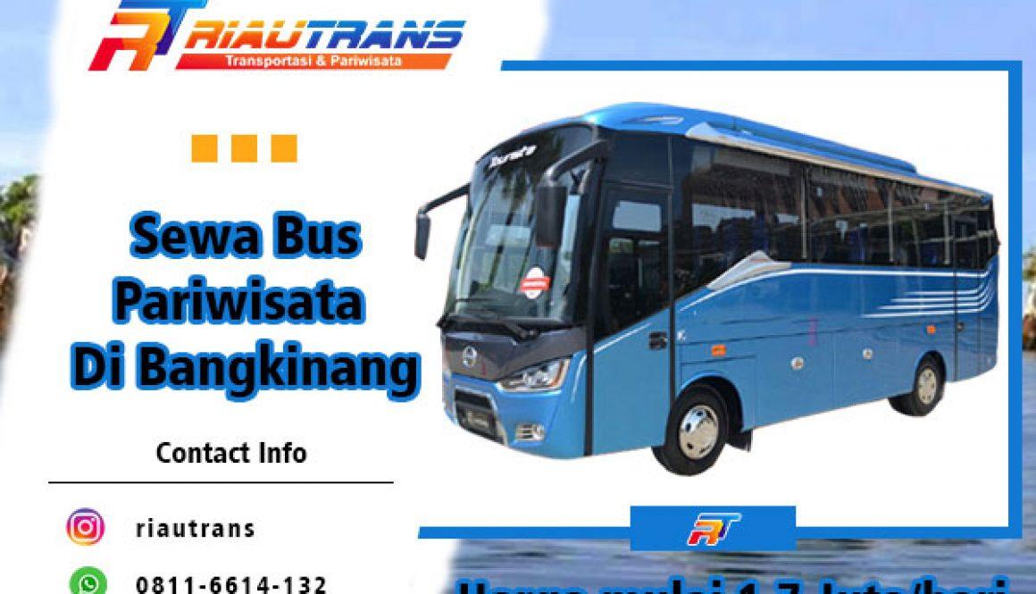 sewa bus pariwisata bangkinang